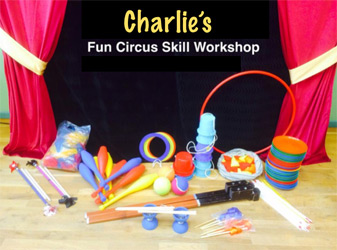 Seasonal Entertainment For Children by Charlie
