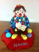 Amazing Clown Birthday Cake Idea For Parties.