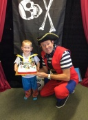 Pirate Themed Birthday Party Fun For Everyone