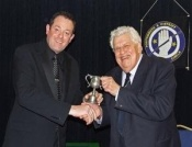 Charlie Wins Portsmouth's Magic Circle Close Up Magician Of The Year
