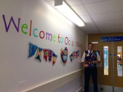 Entertaining Children In Southampton & Portsmouth Hospitals