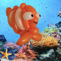Nemo The Fish Balloon
