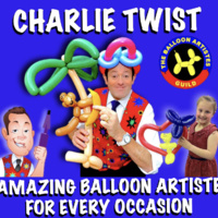 Charlie Twist The Balloon Man